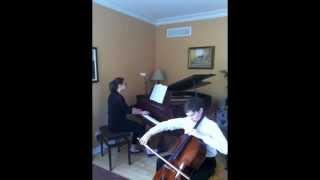 Astor Piazzolla-Psicosis  (Daniel & Sofianne Wade)
