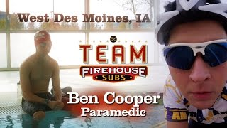 Firehouse Subs' Public Safety Foundation Partners with IronMan feat. Ben Cooper