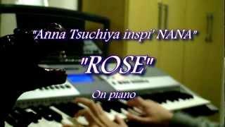 NANA - ROSE (on Piano) By @Fa_piano