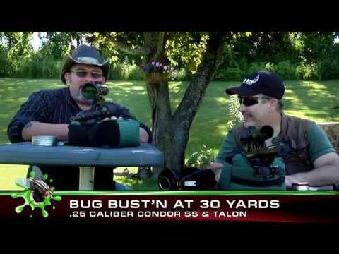 Video: AirForce Condor SS Part 2 - Airgun Reporter Episode #116   Pyramyd Air