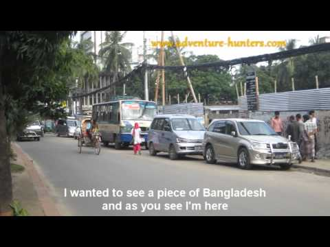 In search of adventure Bangladesh