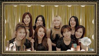 TWICE(트와이스) in JYP Fire MV 16s - Who is missing in MV?