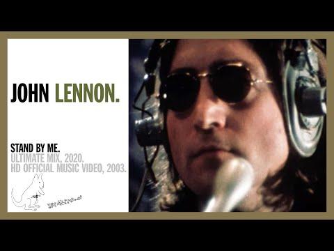 Stand By Me de John Lennon Letra y Video