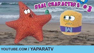 SpongeBob Squarepants in Real Life 3