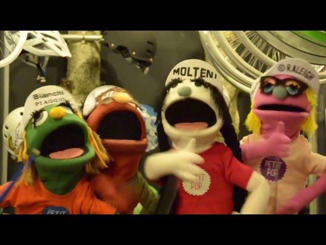 Videoclip ''Vámonos en bici'', de Petit Pop.