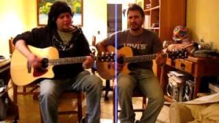 Cucho & Gamboa - Y Llegaste Tú (Cover de Sin Bandera feat. Andrés de León)