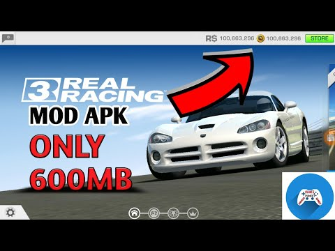 Download thumbnail for Real Racing 3 mod apk | How to