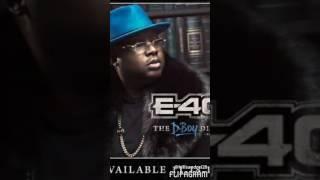 E-40 The D Boy Diary 1&2 Album Cover