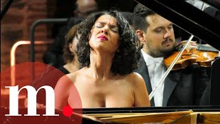 Zubin Mehta with Khatia Buniatishvili - Schumann: Piano Concerto in A Minor, Op. 54