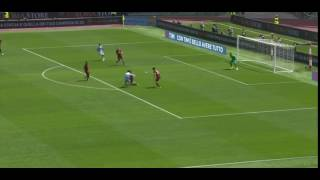 Gol! de Keita ROMA-LAZIO 0-1 -Serie A HD