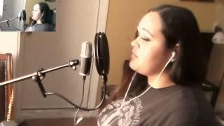 Fergie- LA Love  cover done by Judith Cardoza