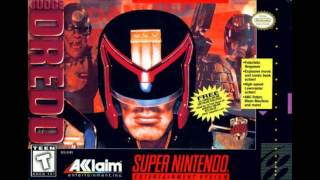 Judge Dredd OST - 10 - The Cursed Earth