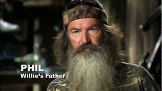 Duck Dynasty (Phil Robertson) - Nope