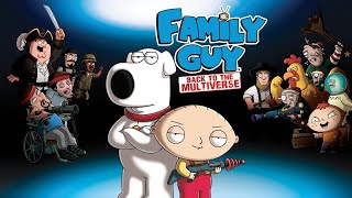 Game Over - Family Guy: Back to the Multiverse