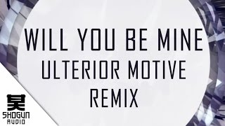 Icicle Ft. Sarah Hezen - Will You Be Mine (Ulterior Motive Remix)