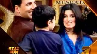 Akshay Kumar is a family man