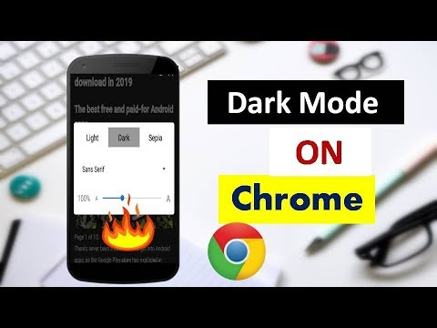 Download thumbnail for How To Enable |Turn On Dark Mode In