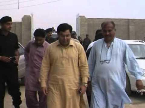 DPO Azfar Mahesar Iftar Party at Sardar Ali Khan Jarwar House