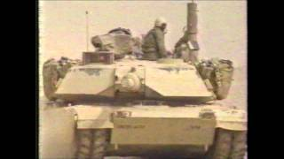 Desert Storm Ground Assault part 1