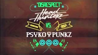 Headhunterz vs. Psyko Punkz - Disrespect (Bass Boosted)