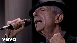 Leonard Cohen - Hallelujah ((Live In London - Video Edit)) width=