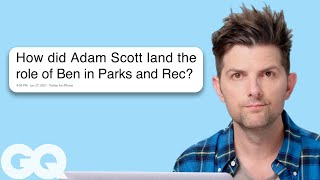 Adam Scott Goes Undercover on Reddit, Instagram, and Twitter   Actually Me   GQ