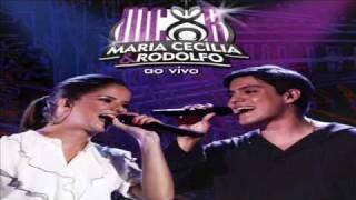 Amor transparente Maria Cecilia & rodolfo[CD NOVO]