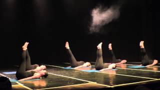 Apresentação de Pilates no Gacems - 04/06/2014