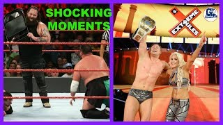 Top 5 Wildest Shocking Moments of Extreme Rules 4/06/2017