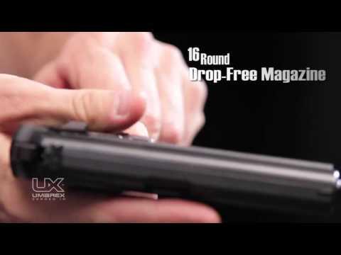 Video: Makarov Ultra Replica Umarex Action Pistol   Pyramyd Air