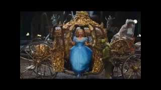 CINDERELLA 2015 SOUNDTRACK SONG LAVENDER'S BLUE DILLY DILLY