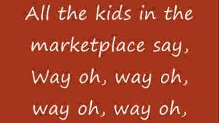 Walk Like An Egyptian - The Bangles Lyrics