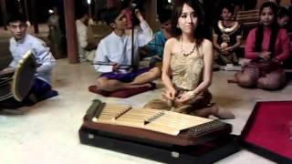 Kim - Traditional Thai Music Instrument - Siam Niramit