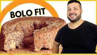 BOLO FIT - COM CAFÉ