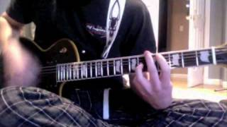 Out Of Time-A Day To Remember (Guitar Cover)