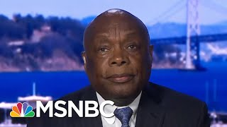 Former. San Francisco Mayor: Rudy Giuliani Knows What He's Doing | MSNBC