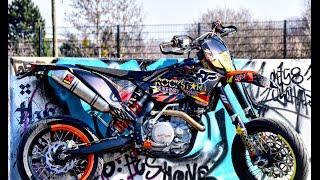 Supermoto Umbau | KTM EXC 530 | Spring