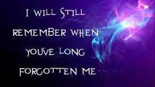 Evanescence - Made of Stone (Lyrics)