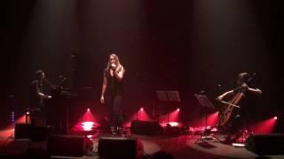 Ludivine Sagnier accompagnée d'Alex Beaupain - Prague @ Cafe de la danse