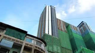 SKYLINE BUILDING # SKYSCRAPER BUILDING UNDERCONSTRUCTION PHNOM PENH 2017