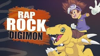 DIGIMON RAP ROCK (1, tri) | (Prod. AdloMusic)