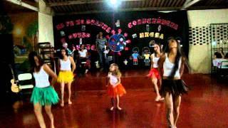 Dança Africana - Apresentação