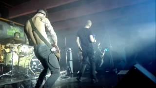 Revenga live in Tartaruga - Sad statue - 03/03/2017