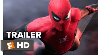 Spider-Man: Far From Home Teaser Trailer #1 (2019) | Movieclips Trailers width=