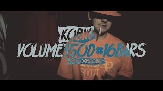 Kobik - Volume350D #16Bars (prod. 0960GANG) [Street Video]