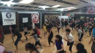 JAIRO CUERO - Taller de danza AFRO en E.C.A.