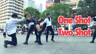 [KPOP IN PUBLIC CHALLENGE] BoA 보아 'ONE SHOT, TWO SHOT' | Dance Cover | B.K.A.V