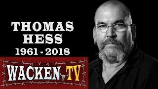 Thomas Hess Farewell - Wacken Open Air 2018