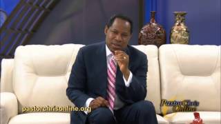 A Demon Possessed Lady Tries to Challenge Pastor Chris; see what heppens width=