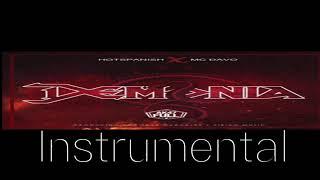 Instrumental estilo demonia  hotspanish ft mc davo